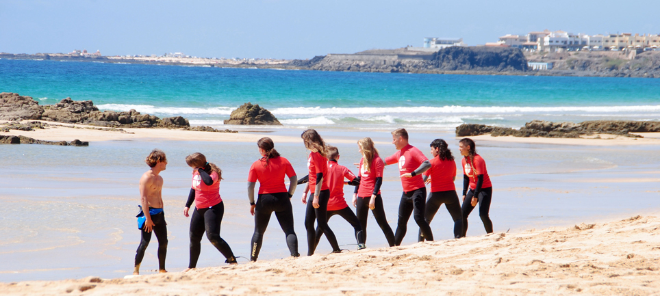 Protest Surfschool Fuerteventura | Surf School Corralejo