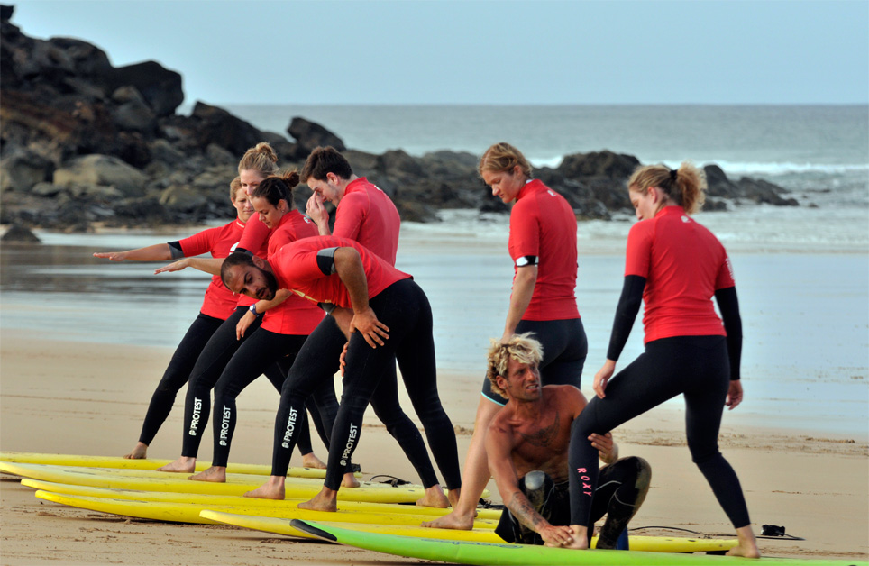 Protest Surfschool Fuerteventura |Surfschool Corralejo