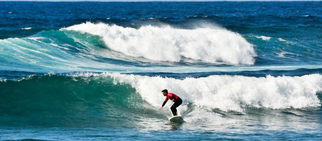 Protest Surfschool Fuerteventura | Corso di surf intermedio avanzato Pack Oro