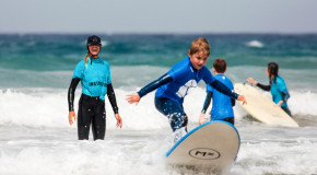 Surfschool Fuerteventura Kids Surflessons | Protest Surfcenter Fuerteventura