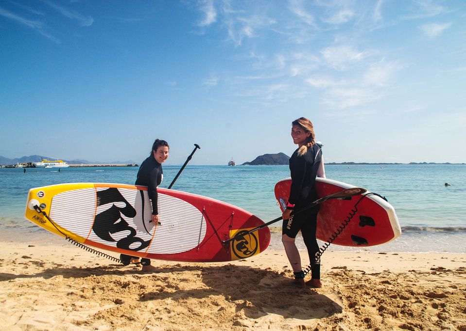 Protest Surfcenter Fuerteventura | SUP Lessons