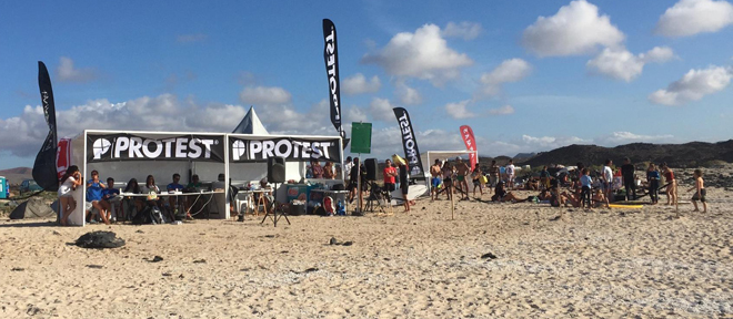 Protest Surfcenter Fuerteventura | Prueba Circuito Canario de Surf