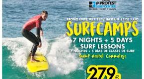Surfcamp Fuerteventura | Protest Surfcenter Corralejo