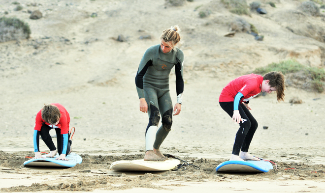 Protest Surfcenter Fuerteventura | Learn to surf: 5 common mistakes