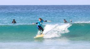 Surf nivel intermedio/avanzado