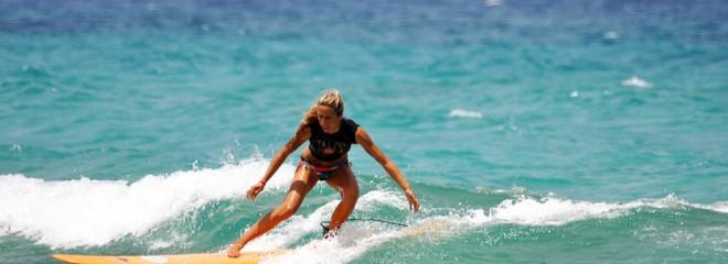 Instructor-surf-fuerteventura-María