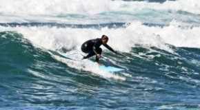 Surf instructeur